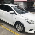 出售丰田威驰Toyota vios2013,30万泰铢