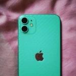 苹果11,绿色,128G