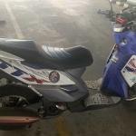 便宜出二手摩托车(兰实区)